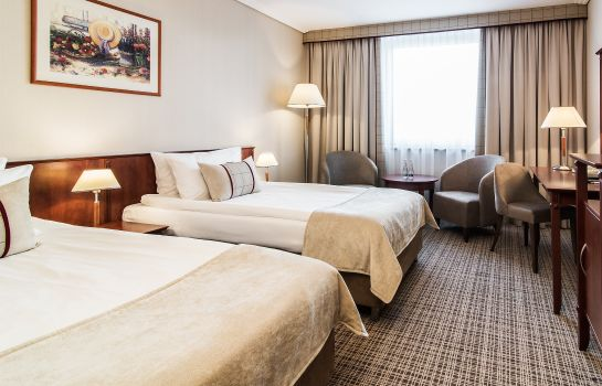 Double room (standard) Airport Okecie
