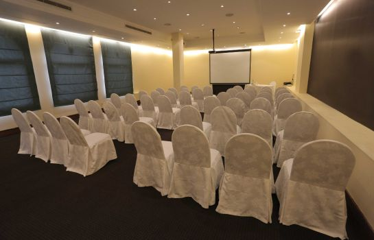 Conference room Portemilio Hotel and Resort