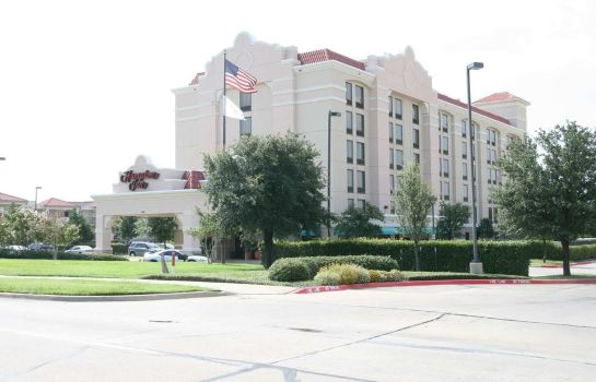 Außenansicht Hampton Inn Dallas-Irving-Las Colinas