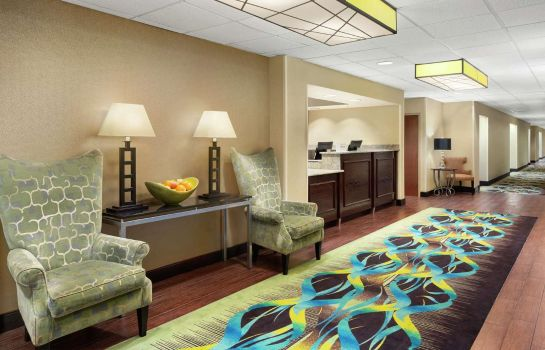 Hotelhalle Hampton Inn Dallas-Irving-Las Colinas
