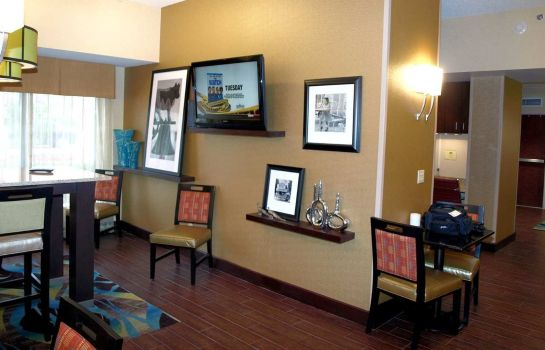 Lobby Hampton Inn Dallas-Irving-Las Colinas