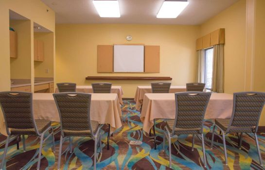 Conference room Hampton Inn Dallas-Irving-Las Colinas