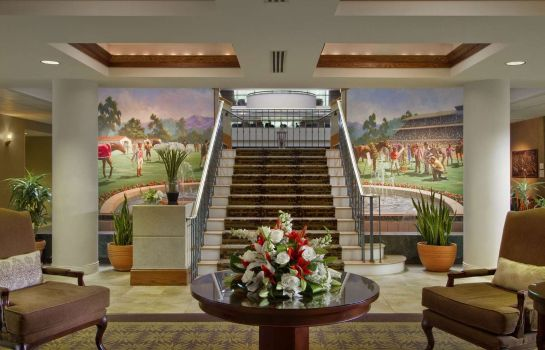 Lobby Embassy Suites by Hilton Lexington Green