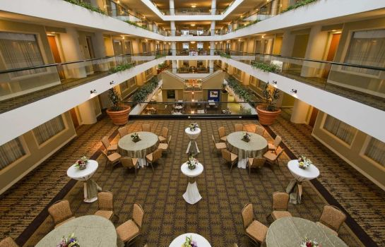 Hotelhalle Embassy Suites by Hilton Lexington Green