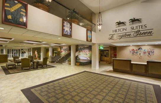 Hotelhalle Embassy Suites by Hilton Lexington Green KY