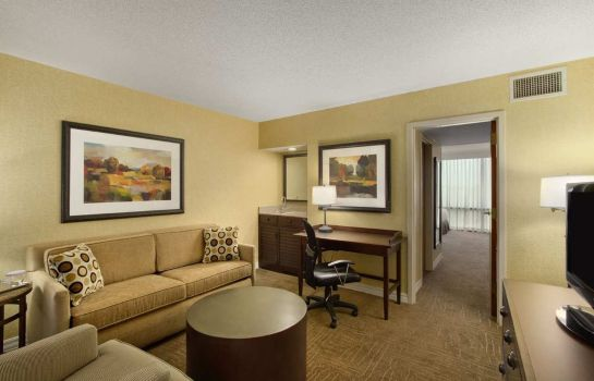 Suite Hilton Lexington Suites