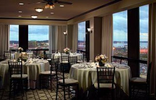 Restaurant Omni New Haven Hotel