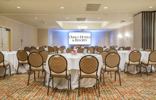 Sala congressi Omni New Haven Hotel