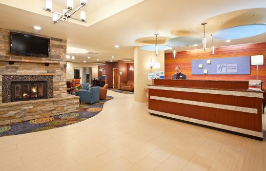 Hall Holiday Inn Express & Suites PITTSBURGH AIRPORT