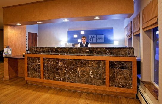 Hotelhalle Holiday Inn Express & Suites PITTSBURGH AIRPORT