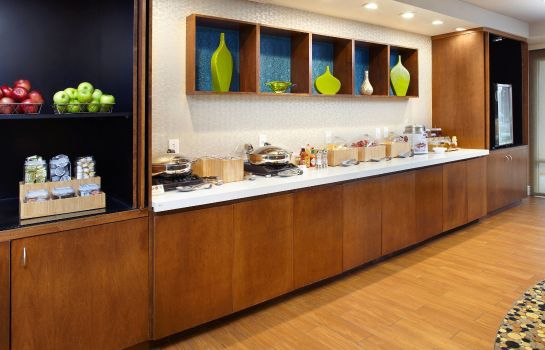 Restaurant SpringHill Suites Pittsburgh Airport