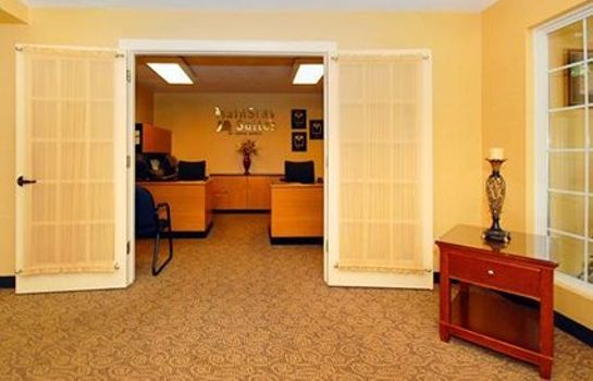 Hotelhalle MainStay Suites Pittsburgh Airport