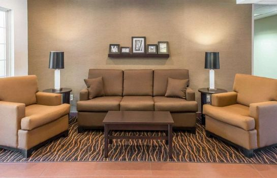Hotelhal MainStay Suites Pittsburgh Airport