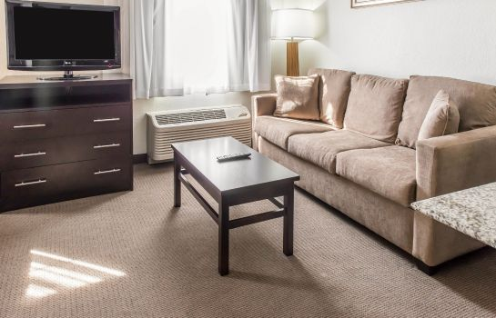 Kamers MainStay Suites Pittsburgh Airport