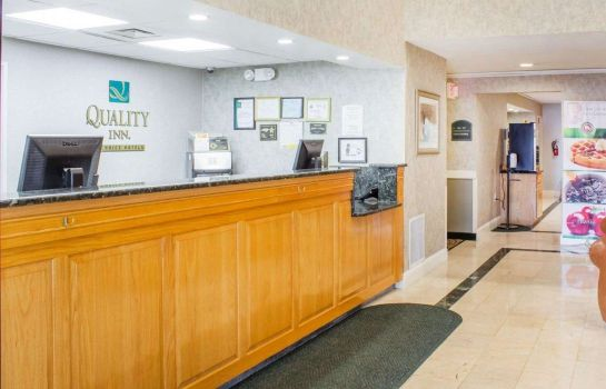 Hotelhal Quality Inn Raleigh