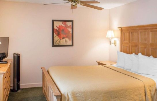 Chambre double (confort) Quality Inn Raleigh