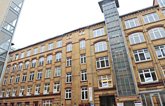 Hotel Transit Loft in Berlin – HOTEL DE