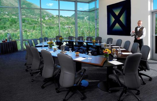 Conference room Aspen Meadows