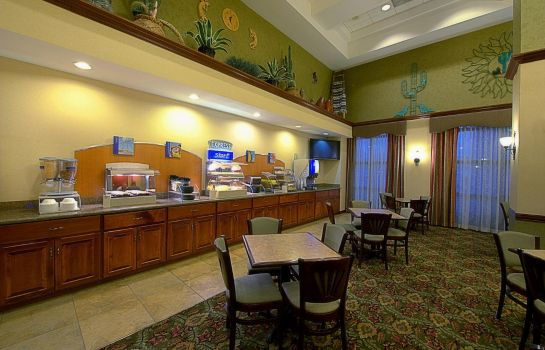 Restaurante Holiday Inn Express & Suites TEMPE