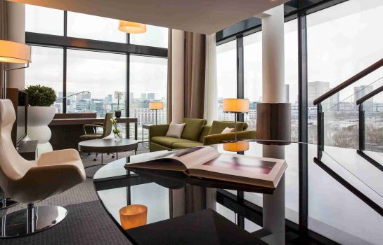 Suite Pullman Paris Centre Bercy