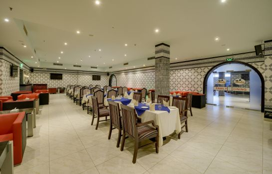 Restaurant 1 Ramee International
