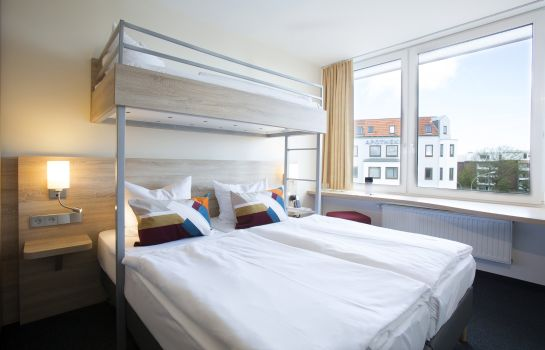 Triple room Atlantic Hotel am Floetenkiel