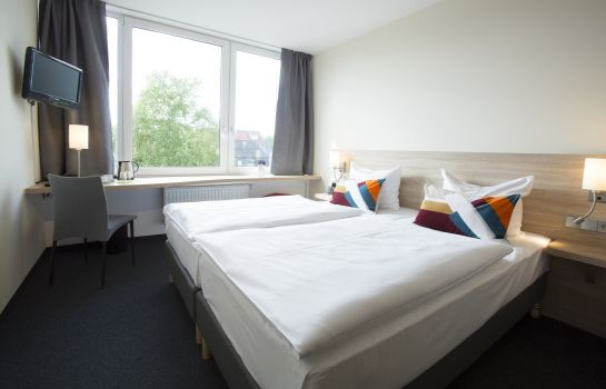 Double room (standard) Atlantic Hotel am Floetenkiel