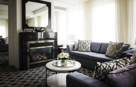 Suite Sofitel Washington DC Lafayette Square