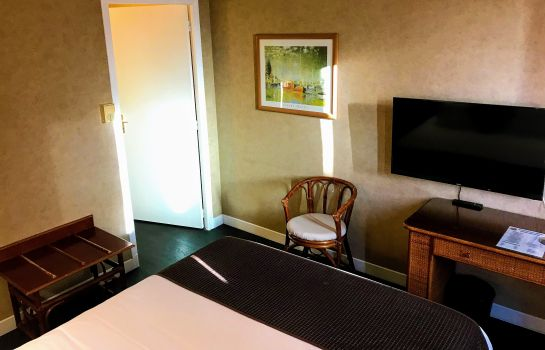 Double room (standard) Albi  Hôtel Le Cantepau The Originals City (ex Inter-Hotel)