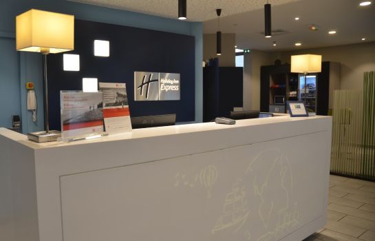 Hotelhalle Holiday Inn Express AMIENS