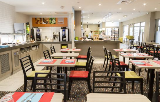 Restaurante Holiday Inn Express AMIENS