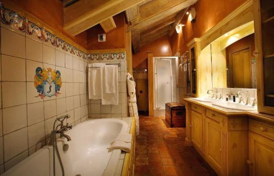 Bagno in camera Le Saint Joseph
