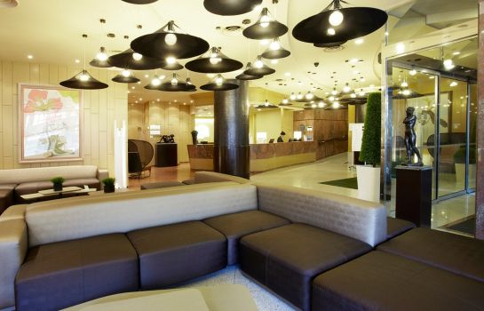 Hotelhalle Holiday Inn ANDORRA