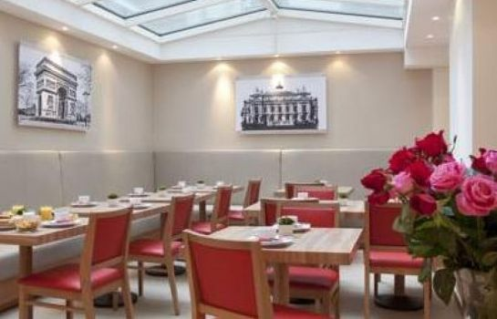 Restaurant Grand Hotel de Normandie