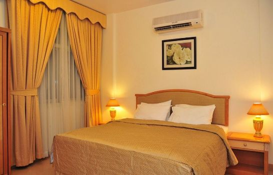 chambre standard Safeer Continental Hotel