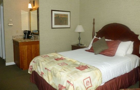 chambre standard Stoweflake Mountain Resort & Spa