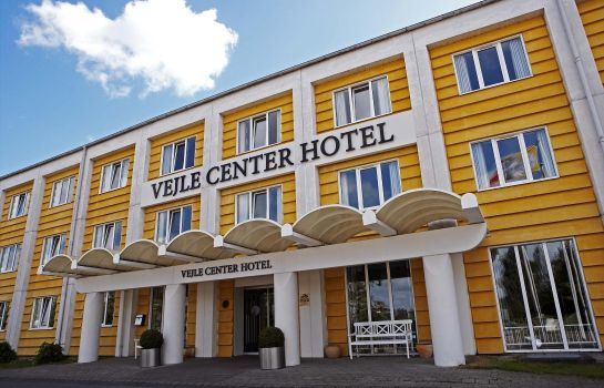 Exterior view Vejle Center Hotel