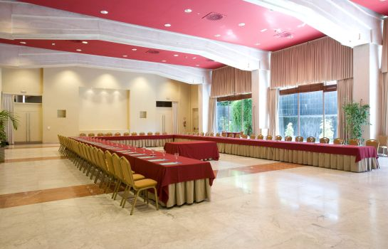 Meeting room Silken Al-Andalus Palace