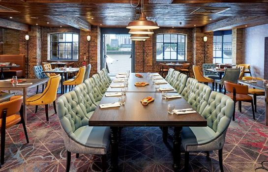 Restaurante DoubleTree by Hilton London Docklands
