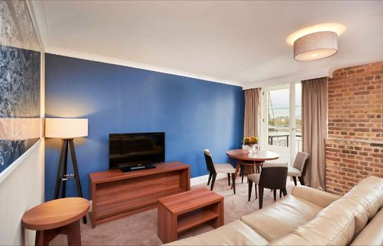 Suite DoubleTree by Hilton London Docklands