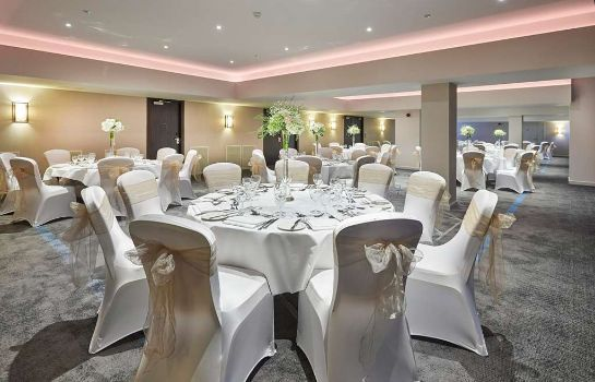 Sala de reuniones DoubleTree by Hilton London Docklands