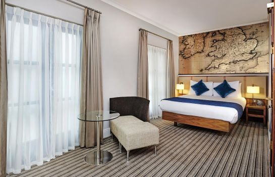 Habitación DoubleTree by Hilton London Docklands