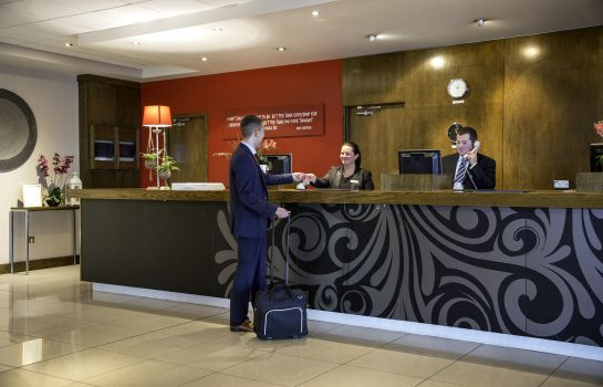 Empfang Cork Airport Hotel (previously Park Inn by Radisson)