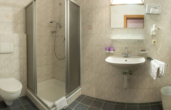 Bagno in camera Hotel Simmerlwirt