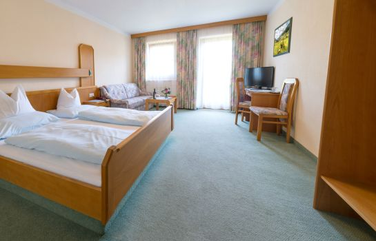 Double room (standard) Hotel Simmerlwirt