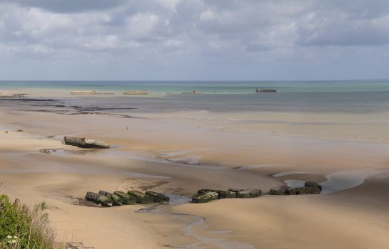 Strand The Originals Relais Les Villas d'Arromanches (ex Relais du Silence)