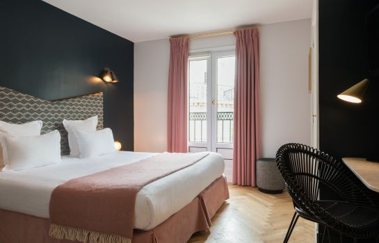 Double room (superior) Quality Hotel Malesherbes by HappyCulture