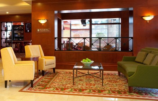 Hotelhalle Vancouver Airport Marriott Hotel