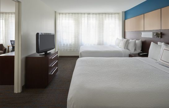 Room Residence Inn Montreal Downtown