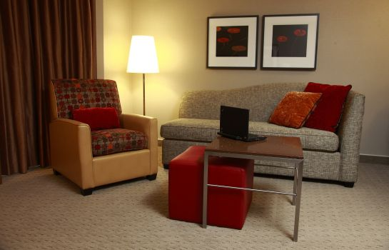 Suite Residence Inn Vancouver Downtown